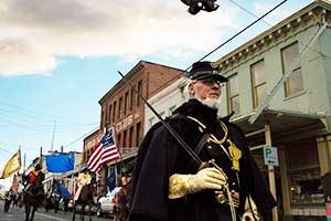 Nevada Day Parade, Virginia City