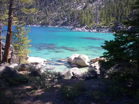 Clemens Cove, Lake Tahoe