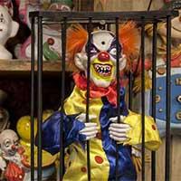 Clown Motel,Tonopah Nevada
