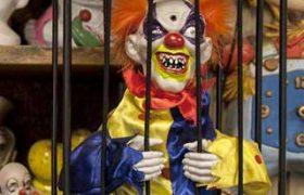 The Clown Motel, Tonopah Nevada