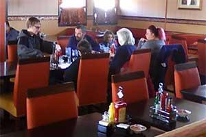 Copper Kettle Café at 600 east Wendover Boulevard