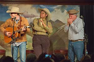 Cowboy Poetry Gathering, Elko Nevada