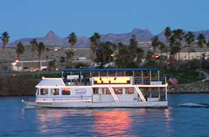 The Little Belle Cruiseboat, Laughlin Nevada