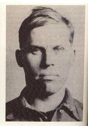 Ed Beck, the Cut-Lip Swede