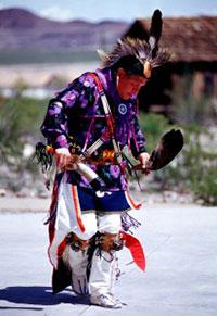Shoshone Tribe Fandango