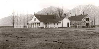 Historic Dangberg Ranch, Minden Nevada