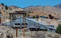 The struggle over pit mining in the Virginia City National Historic Landmark has shifted south through Devil's Gate from Storey to Lyon County