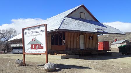 C&C Depot, Dayton Nevada