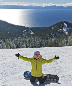 Diamonid Peak Ski Resort, Incline Village