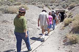 Diana Mine, Berlin-Ichthyosaur State Park, Nevada