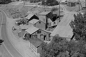 Donovan's Mill, Silver City Nevada