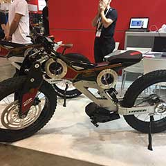 ebike at Interbike Reno 2018