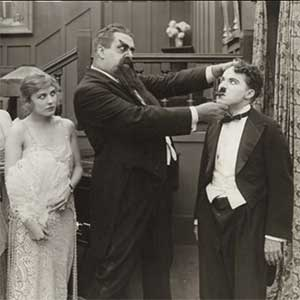 Edna in The Adventurer, 1917