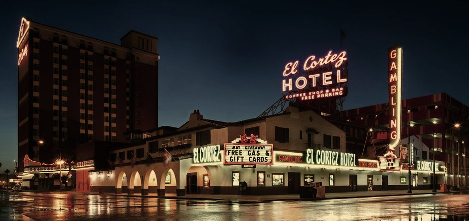 el cortez website