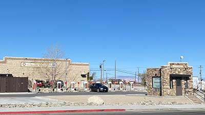 Electric car chargers in Tonopah