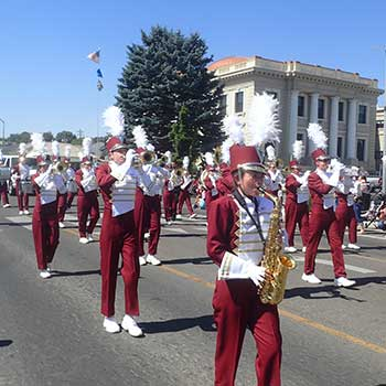 Elko High School Marching Band