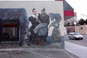 Ely Mural