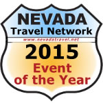 The Nevada Travel Network 2015 Event of the Year