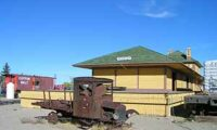 Fernley Railroad Depot