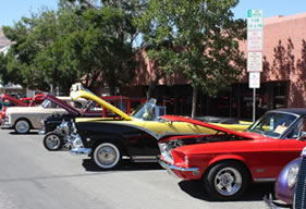 Fifties Fever Car Show