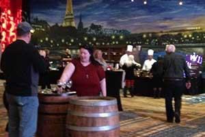 2016 South Tahoe Food & Wine Festival, Harveys Lake Tahoe