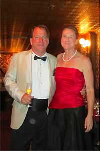 Fred and Nancy Cline, Mizpah Hotel Tonopah Nevada