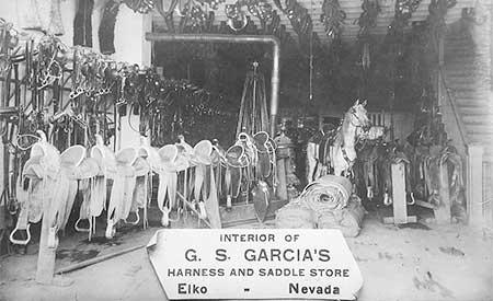 Garcia shop inteerior