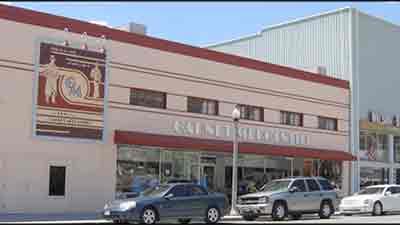 Garnet Mercantile, Ely Nevada
