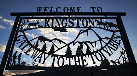 Kingston Nevada, Gateway to the Toiyabes