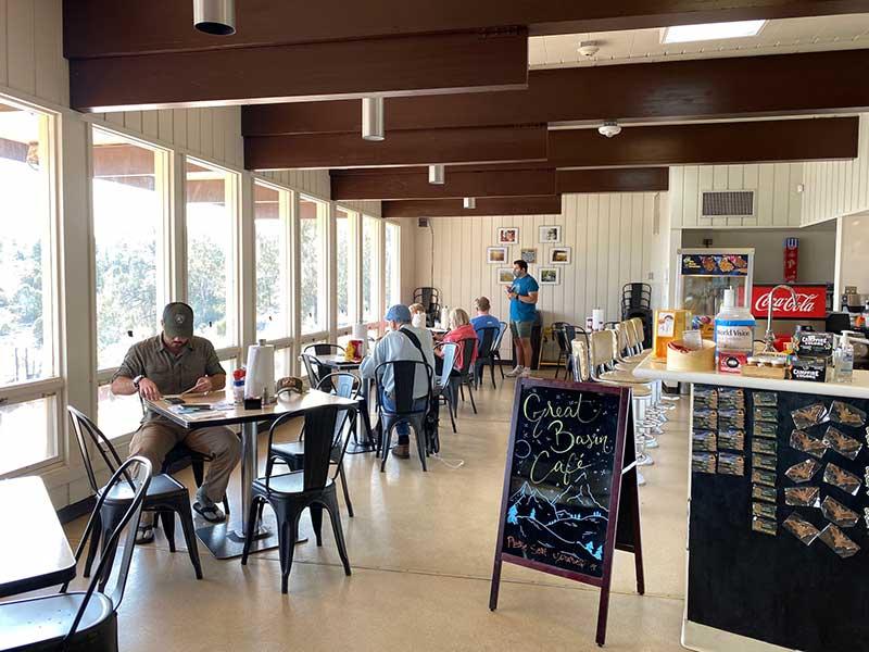Great Basin Cafe