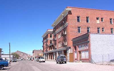 Goldfield Hotel Goldfield Nevada