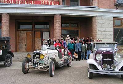 Great Race Redux - Goldfield Nevada