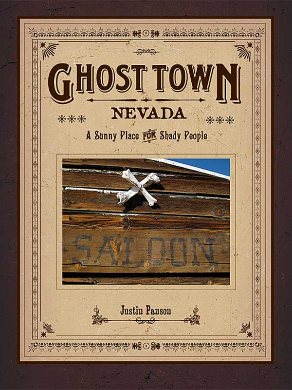 Ghost Town by Justin Panson