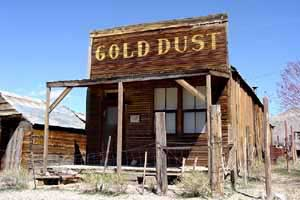 Gold Dust Store, Gold Point Nevada