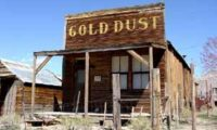 Gold Dust at Goldpoint