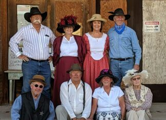 Gage Smith's Goldfield Gang