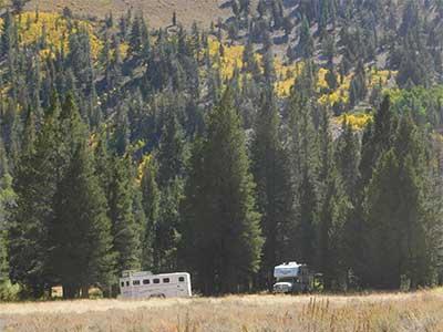 Dunderberg camp