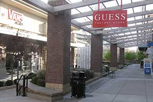 Guess at Legends Outlet Mall, Sparks Nevada