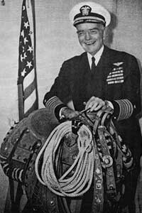 Admiral Halsey and the Reno saddle