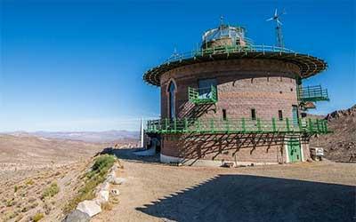 Hardship Castle Nevada