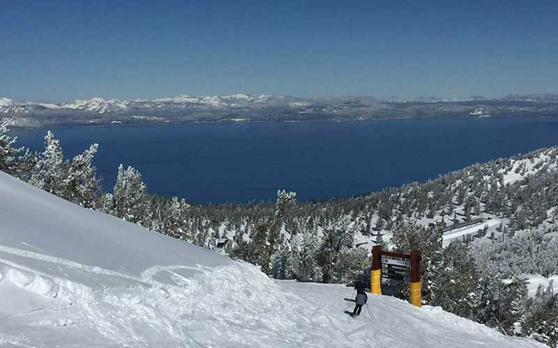 Heavenly Valley Lake Tahoe