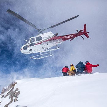 Ruby Mountain Heli-Experience, Lamoille Nevada
