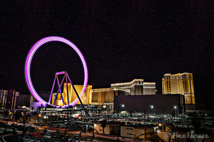 High Roller Ferris Wheel, Las Vegas