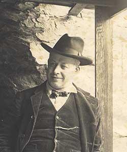Harry M. Gorham in 1904