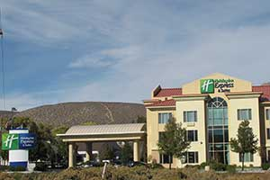 Holiday Inn Express, Carson City Nevada