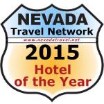 The Nevada Travel Network 2015 Hotel of the Year