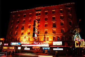 Hotel Nevada & Gambling Hall, Ely