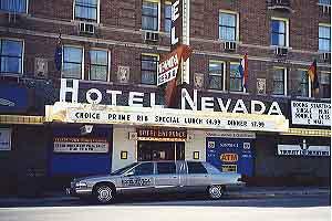 Hotel Nevada, Ely.