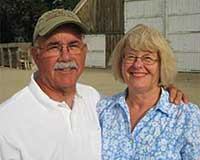 Jack and Diana Jacobs