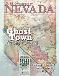 January/February 2016 issue of Nevada Magazine